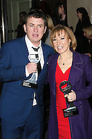 Shane Ritchie at The 2013 TRIC Awards Departures at The Great Room The Dorchester Hotel Park Lane London 13 March 2013