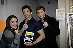 04-25-14 2 Rocky - Kristen Alderson - Chad Duell see it - stars Andy Karl & David A MacDonald