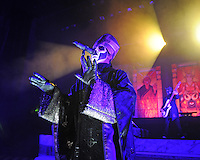 MIAMI BEACH, FL - NOVEMBER 03: Ghost performs at The Fillmore on November 3, 2016 in Miami Beach, Florida. Credit: mpi04/MediaPunch