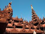 Shwe In Bim Monastery, Mandalay