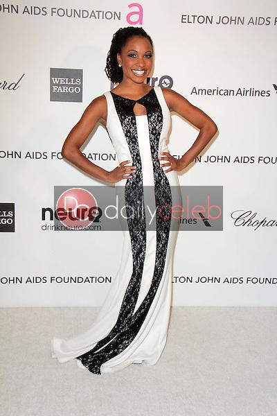 Shanola Hampton<br /> at the Elton John Aids Foundation 21st Academy Awards Viewing Party, West Hollywood Park, West Hollywood, CA 02-24-13<br /> David Edwards/DailyCeleb.com 818-249-4998
