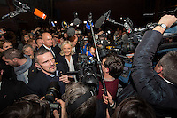 Marine Le Pen's National Front leads in first round of French regional elections - France