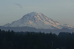 Many changes of weather on Mount Rainier.  Mt. Rainier is heavily glaciated, dormant volcano surrounded by alpine parks. The 14,411 foot volcano which covers 228,480 acres was designated a National Park in 1899. Jim Bryant Photo. ©2010. All Rights Reserved.
