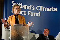 Robinson and Salmond launch Climate Justice Fund