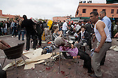Terrorist attack in Marrakesh April 28 2011, Exclusiv,   Attentat a Marrakesh