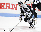 Chris Rooney (Providence - 21) - The Northeastern University Huskies defeated the visiting Providence College Friars 5-0 on Saturday, November 20, 2010, at Matthews Arena in Boston, Massachusetts.