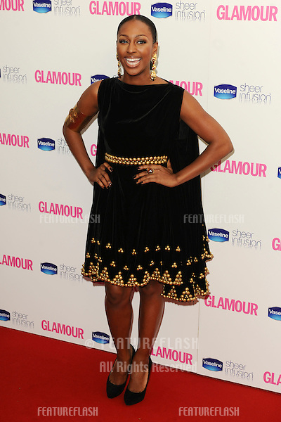 Alexandra Burke arriving for the 2010 Glamour Awards, Berkeley Square, London. 08/06/2010  Picture by: Steve Vas / Featureflash