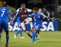 Santa Clara, California -Saturday, August 3, 2013: San Jose Earthquakes defeated Colorado Rapids 1 - 0 at Buck Shaw Stadium