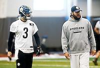 Steelers Practice: January 13, 2016