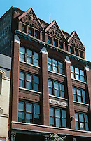 Kansas City: Ebenezer Building, built in 1890.  River Quay area. Now houses condos and law firm. Nominated for NRHP.