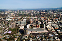 San Jose California Aerial Photography