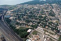 1992 May 25..Conservation.Lamberts Point...Looking North.ODU at top...NEG#.NRHA#..CONSERV: Lambert1 1:10