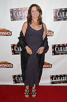 HOLLYWOOD, CA - JULY 20: Megan Gallagher at the opening of 'Cabaret' at the Pantages Theatre on July 20, 2016 in Hollywood, California. Credit: David Edwards/MediaPunch
