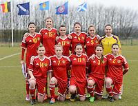 2015.02.26 U17 Belgium - Scotland