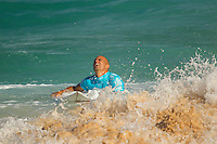 HONOLULU, Oahu, Sunset Beach. Kelly Slater (USA).  - (Tuesday, December 4, 2012) -- There were clean conditions at Sunset Beach today for the finals on a day that will go down in VANS World Cup of Surfing history. Wave face heights were at 6-8 feet for most of the day..Adam Melling (AUS) took out the event on his last wave pushing leader of the Triple Crown  Sebastian Zietz (HAW) into second with Gabriel Medina (BRA) in third and Adrian Buchan (AUS) in fourth..With the win Melling secure enough ASP rating points to re-qualify for the 2013 ASP World Championship Tour..Zietz will now compete in the Billabong Pipe Masters because he is in contention for the Triple Crown and $100,000 of prize money...The second jewel of the $1M VANS Triple Crown of Surfing, the VANS World Cup required four full days of competition. ...  Photo: joliphotos.com