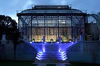 New Caledonia Glasshouse, Jardin des Plantes, Paris