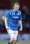 St Johnstone v Alashkert FC...09.07.15   UEFA Europa League Qualifier 2nd Leg<br /> Brian Easton<br /> Picture by Graeme Hart.<br /> Copyright Perthshire Picture Agency<br /> Tel: 01738 623350  Mobile: 07990 594431