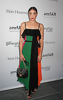 NEW YORK, NY - JUNE 21: Mia Moretti attends amfAR generationCURE 5th Annual SOLSTICE event in New York, New York on June 21, 2016.  Photo Credit: Rainmaker Photo/MediaPunch