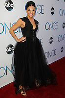 HOLLYWOOD, LOS ANGELES, CA, USA - SEPTEMBER 21: Lana Parrilla arrives at the Los Angeles Screening Of ABC's 'Once Upon A Time' Season 4 held at the El Capitan Theatre on September 21, 2014 in Hollywood, Los Angeles, California, United States. (Photo by Celebrity Monitor)