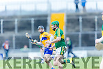 Great run for Kerry's Mikey Boyle  at the Munster Hurling League match Kerry v Clare in Austin Stack Park on Sunday