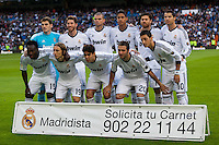 Real Madrid CF team