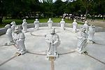 Statues, Gyeongbok Palace