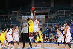 Game 3 Women Nicholls State v McNeese State University