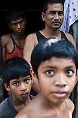 Dhaka 13-16 May 2013 Bangladesh<br /><br />(Photo by Filip Cwik / Napo Images)<br /><br />Dhaka 13-16 maj 2013 Bangladesz<br />Kamal Hussein procowal jako ochroniarz w fabryce odziezy. Aktualnie utrzymuja go dwaj synowie <br />(fot. Filip Cwik / Napo Images)