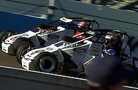 Stock Images: Midget Car Racing