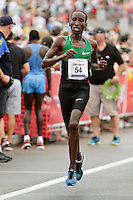 Falmouth Road Race, Sam Chelanga