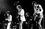 Eric Clapton 1973 Rainbow Concert Ron Wood Eric Clapton Ric Grech Pete Townshend<br /> &copy; Chris Walter