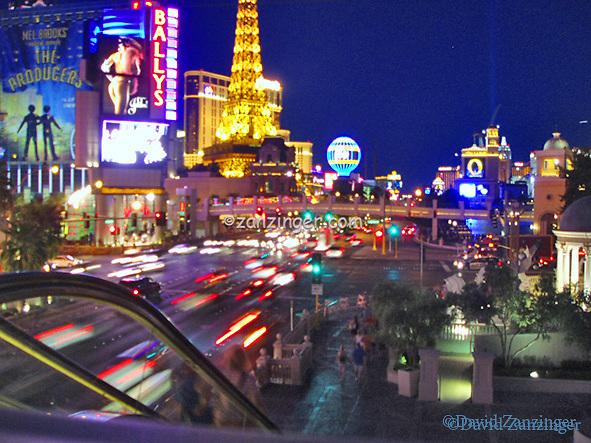 Las Vegas Nevada, Strip, Hotel Casino Resorts at night Hospitality
