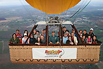 20101017 October 17 Cairns Hot Air Ballooning