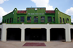 Rickwood Field in Birmingham, Alabama is touted as America's Oldest Baseball Park. It opened August 18, 1910 and celebrates its 100th anniversary this year.