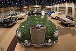 Mercedes Benz at Classic Car Show in Bangkok