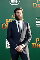 HOLLYWOOD, CA- AUGUST 8:  Wes Bentley at the Disney premiere of 'Pete's Dragon' at El Capitan Theater in Hollywood, California, on August 8, 2016. Credit: David Edwards/MediaPunch