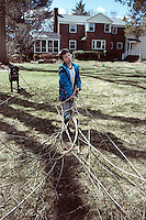 Stick Houses