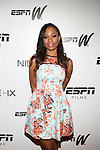 Cari Champion of ESPN's First Take Attends New York Special Screening of ESPN Films & espnW's VENUS VS. & COACH (Tribeca Film Festival 'Best Documentary Short' Award-Winner) Held at The Paley Center for Media