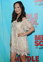 NEW YORK, NY - OCTOBER 01:  Angela Oh attends the New York Screening of Middle School: The Worst Years of My Life at Regal E-Walk on October 1, 2016 in New York City. Photo Credit: John Palmer/MediaPunch