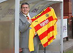 100609 Ian McCall Partick Thistle