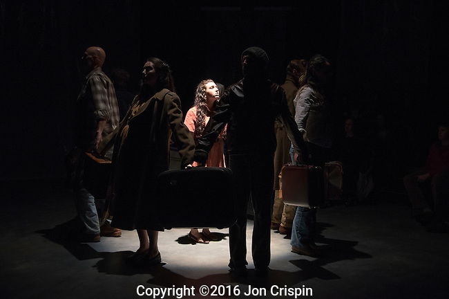 "UMASS Theatre Production of ""Refugee"""
