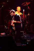 Eric Clapton Nothing But The Blues Tour. Performing at the Hartford Civic Center 13 October 1994. Assignment photography for Lighting Dimensions Magazine.