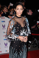 LONDON, UK. October 31, 2016: Frankie Bridge at the Pride of Britain Awards 2016 at the Grosvenor House Hotel, London.<br /> Picture: Steve Vas/Featureflash/SilverHub 0208 004 5359/ 07711 972644 Editors@silverhubmedia.com