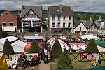 The Hay Festival, Hay on Wye, Powys, Wales, Great Britain. 2006.