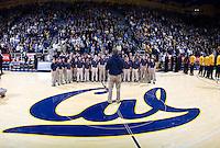 CAL Men's Basketball v. Stanford, March 6, 2013