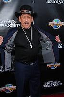 Danny Trejo<br /> Universal Studio's Halloween Horror Nights 2014 Eyegore Award, Universal Studios, Universal City, CA 09-19-14<br /> David Edwards/DailyCeleb.com 818-249-4998