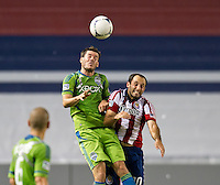 Chivas USA v Seattle Sounders, August 25, 2012