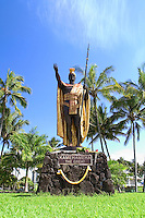 Kamehameha the Great Statue
