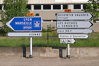 road to marseille
