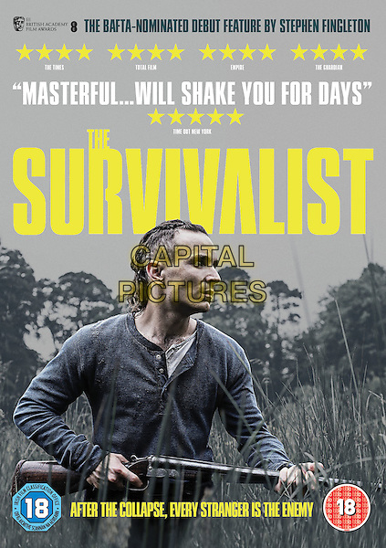 The Survivalist (2015)<br /> POSTER ART<br /> *Filmstill - Editorial Use Only*<br /> CAP/KFS<br /> Image supplied by Capital Pictures
